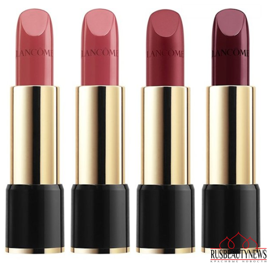 Lancome new L'Absolu Rouge Lipsticks 4