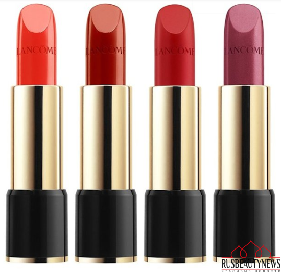 Lancome new L'Absolu Rouge Lipsticks 5