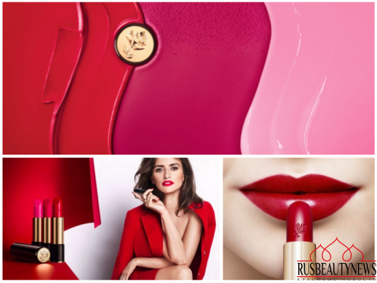Lancome new L'Absolu Rouge Lipsticks