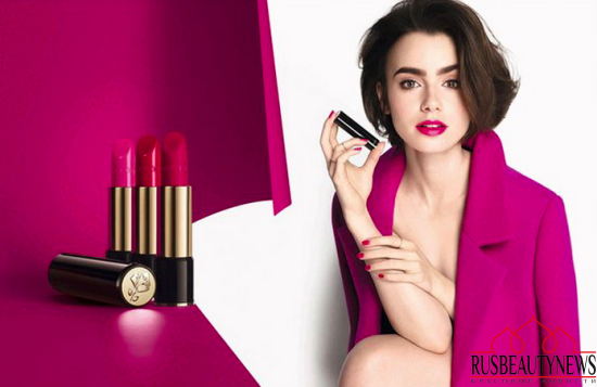 Lancome new L'Absolu Rouge Lipsticks look2