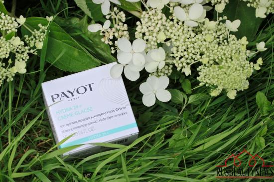 Payot Hydra 24+ Crème Glacée обзор