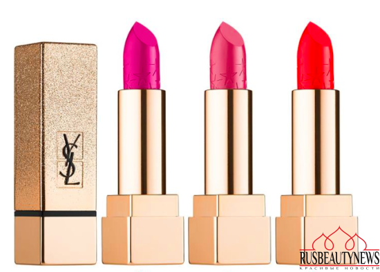 YSL Sparkle Clash Holiday 2016 Collection lipp1