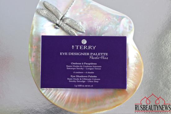 ByTerry Eye Designer Palette Parti-Pris 2 Gem Experience отзыв