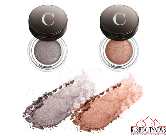 Chantecaille Holiday 2016 Collection eyeshadow