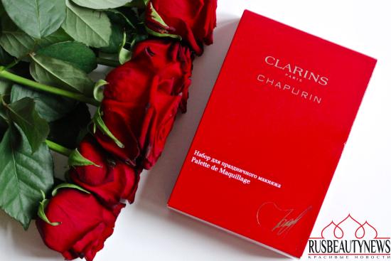 Clarins & Chapurin Palette de Maquillage 2016 отзыв