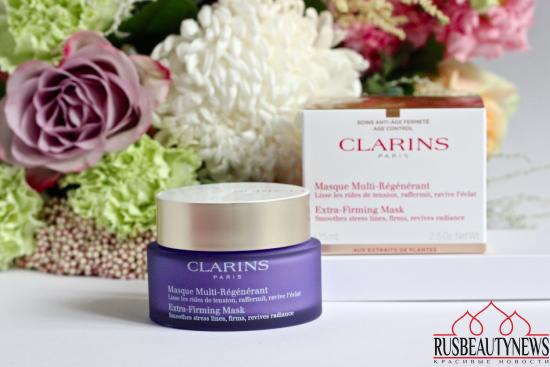 Clarins Masque Multi-Regenerant обзор