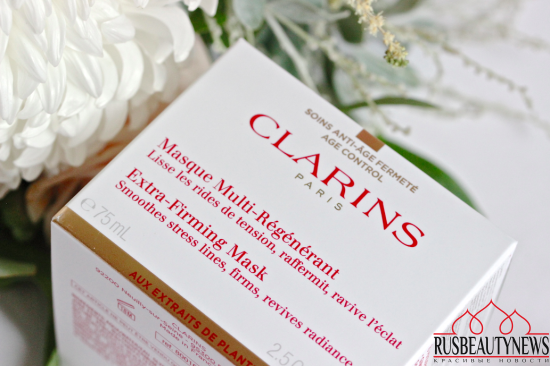 Clarins Masque Multi-Regenerant Review