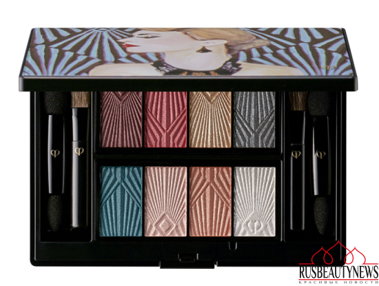 Cle de Peau Les Annees Folles Collection for Holiday 2016 eyeshadow