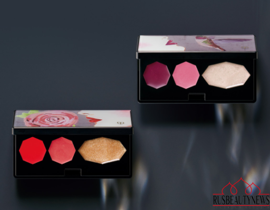 Cle de Peau Les Annees Folles Collection for Holiday 2016 lip palette