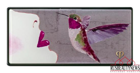 Cle de Peau Les Annees Folles Collection for Holiday 2016 palette 1 look