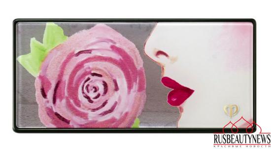 Cle de Peau Les Annees Folles Collection for Holiday 2016 palette 2 look