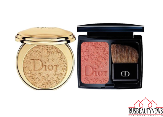 Dior Splendor Collection for Holiday 2016 blush