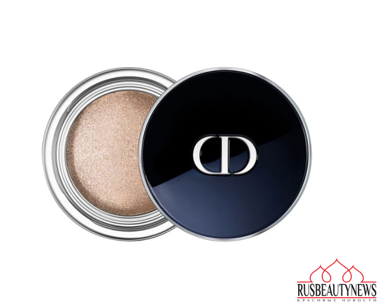 Dior Splendor Collection for Holiday 2016 cream eyeshadow