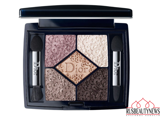Dior Splendor Collection for Holiday 2016 eyepalette