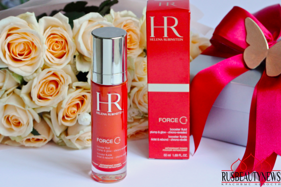Helena Rubinstein Force C3 Booster fluid обзор