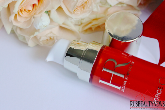 Helena Rubinstein Force C3 Eye mask&daily care and Booster fluid Review