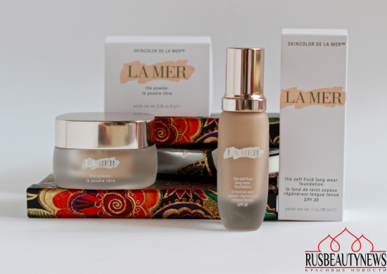 La Mer Soft Fluid Long Wear Foundation SPF 20 and The Powder Review