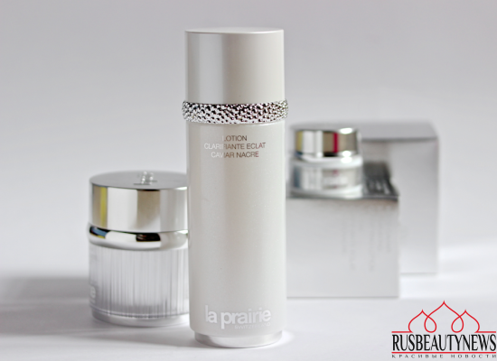 La Prairie White Caviar Illuminating Clarifying Lotion отзыв