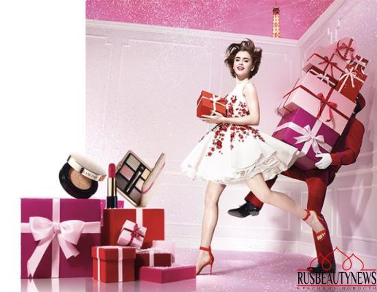 Lancome Holiday 2016 Paris En Rose Collection