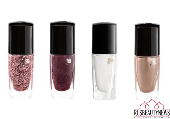 Lancome Holiday 2016 Paris En Rose Collection nail color