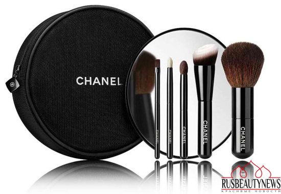 Les Minis de Chanel Mini Brush Set