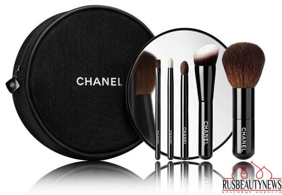 Les Minis de Chanel Mini Brush Set