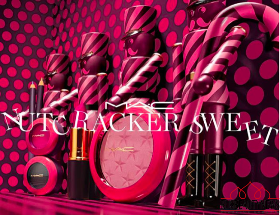 MAC Nutcracker Sweet Holiday 2016 Collection blush