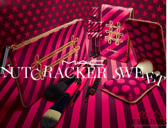 MAC Nutcracker Sweet Holiday 2016 Collection brush set