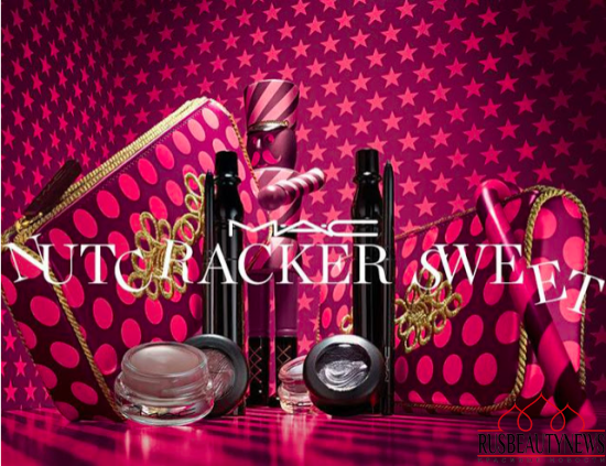 MAC Nutcracker Sweet Holiday 2016 Collection eyeliner
