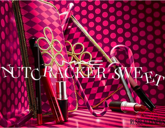 MAC Nutcracker Sweet Holiday 2016 Collection lip set