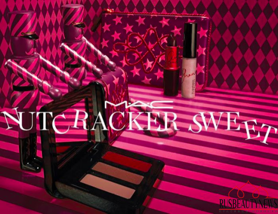 MAC Nutcracker Sweet Holiday 2016 Collection lippalette