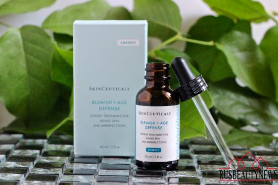 Skinceuticals Blemish & Age Defence отзыв