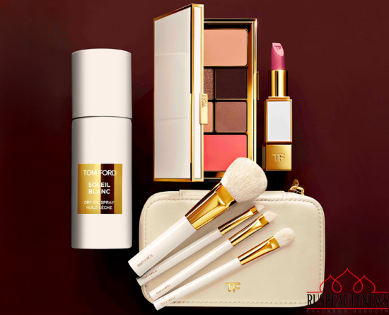 Tom Ford Winter Soleil Holiday 2016 Collection
