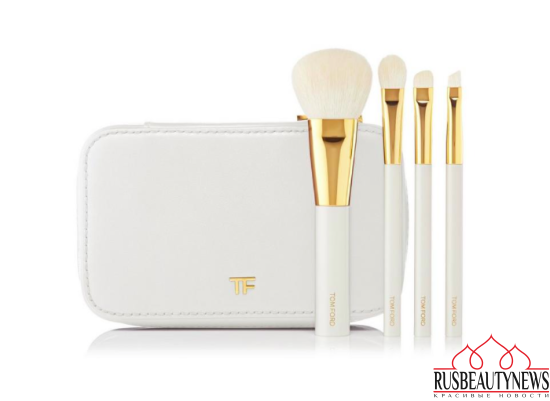 Tom Ford Winter Soleil Holiday 2016 Collection brush set2
