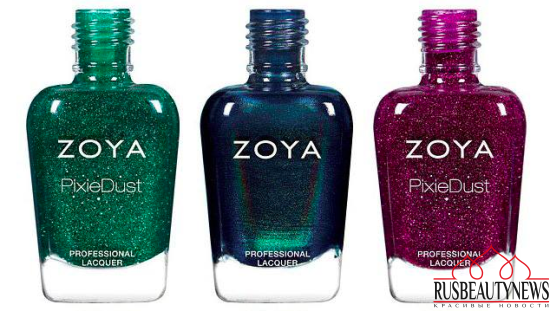 Zoya Enchanted Holiday 2016 Collection color2