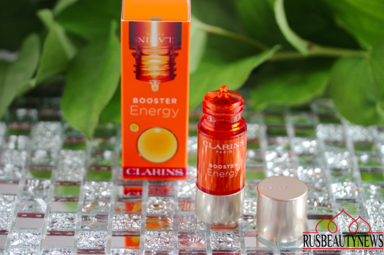 Clarins Booster Energy Review