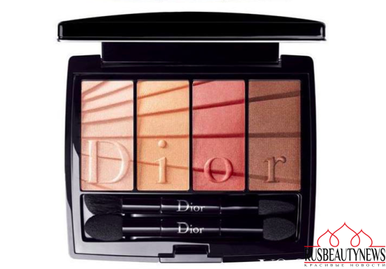 Dior Spring 2017 Colour Gradation Collection eyepalette