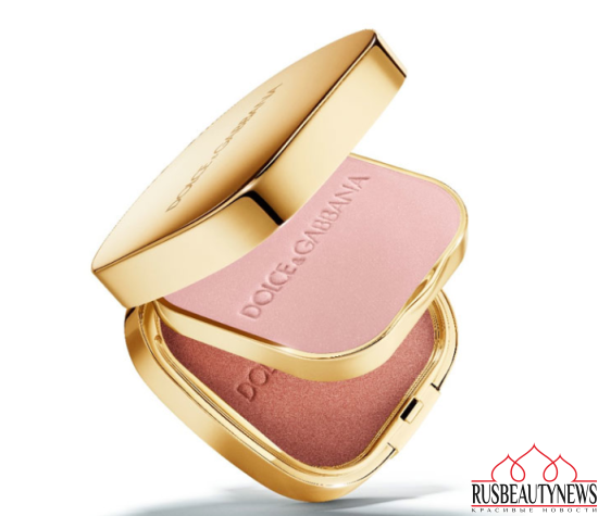 Dolce & Gabbana Baroque Night Out Collection for Holiday 2016 contour duo