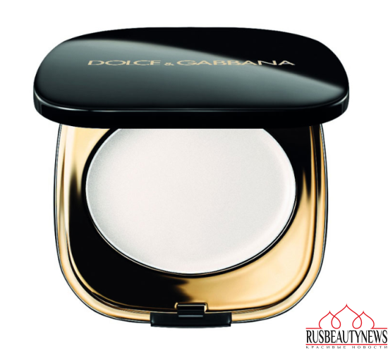 Dolce & Gabbana Baroque Night Out Collection for Holiday 2016 cream highlighter