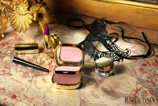 Dolce & Gabbana Baroque Night Out Collection for Holiday 2016 look1
