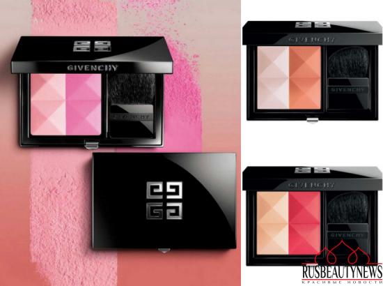 Givenchy Prisme Blush 2017