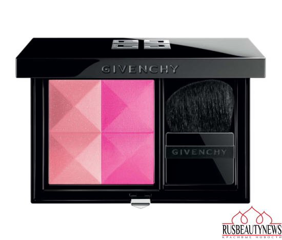 Givenchy Prisme Blush 2017 love