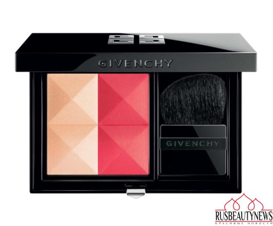 Givenchy Prisme Blush 2017 passion