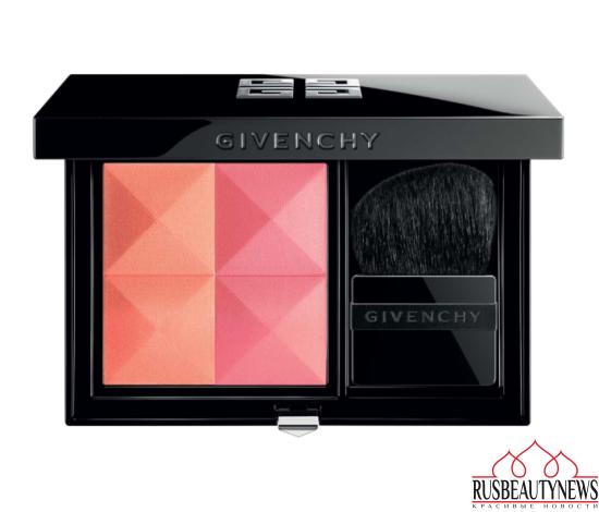 Givenchy Prisme Blush 2017 rite