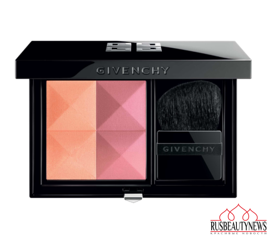 Givenchy Prisme Blush 2017 romantica