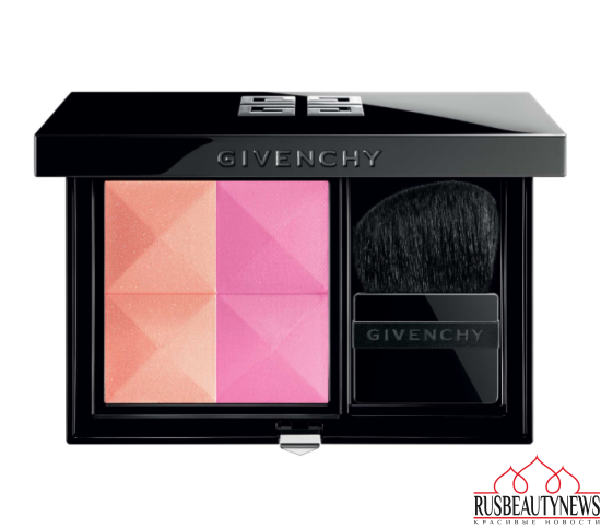 Givenchy Prisme Blush 2017 tender