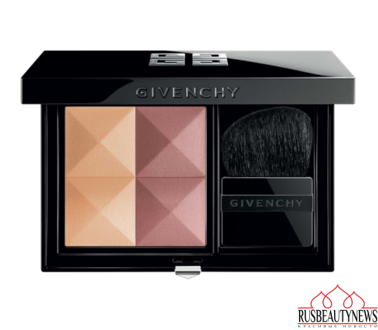 Givenchy Prisme Blush 2017 wild