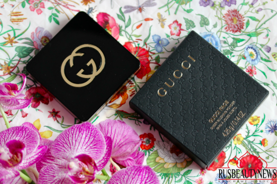 Gucci Face Sheer Blushing Powder 010 Spring rose обзор