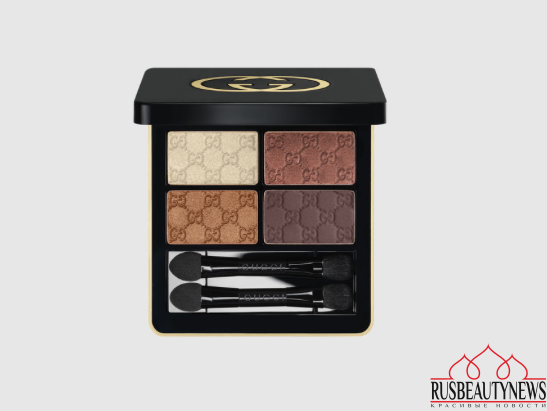 Gucci Holiday 2016 Collection eyeshadow