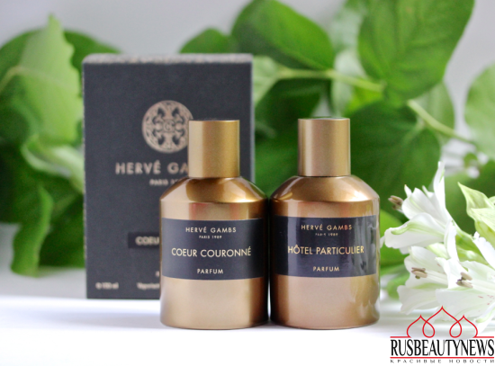 Hervé Gambs Coeur Couronnee and Hotel Particulier Review